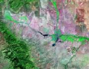 Colorado Satellite Image