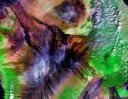 Hawaii Satellite Image