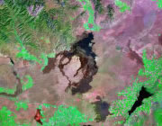 Idaho Satellite Image