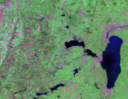Wisconsin Satellite Image