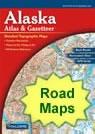 Alaska DeLorme Atlas