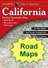 California DeLorme Atlas