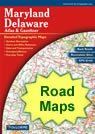 Delaware DeLorme Atlas