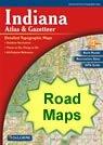 Indiana DeLorme Atlas