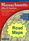 Massachusetts DeLorme Atlas