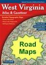 Map of West Virginia Cities - West Virginia Road Map