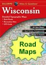 Wisconsin DeLorme Atlas