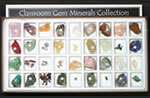 Gem mineral collection kits