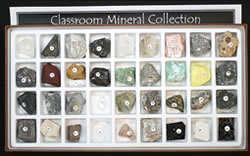 Rock, Mineral & Fossil Kits and Collections