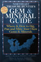 Northeast Treasure Hunters Gem and Mineral Guide