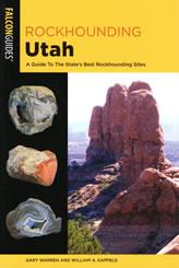 Rockhounding Utah