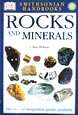 DK books Smithsonian Handbook Rocks and Minerals