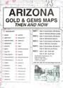 Arizona Gold and Gems Maps