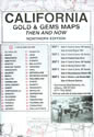 Northern California Gold and Gems Maps