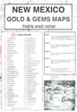New Mexico Gold and Gems Maps