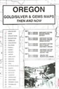 Oregon Gold Silver and Gems Maps