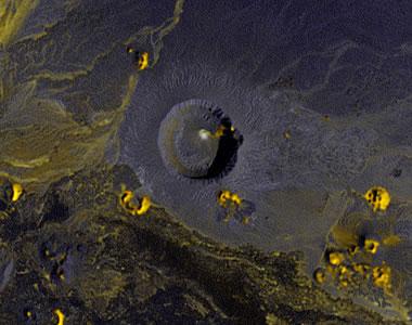 Crater Elegante Maar