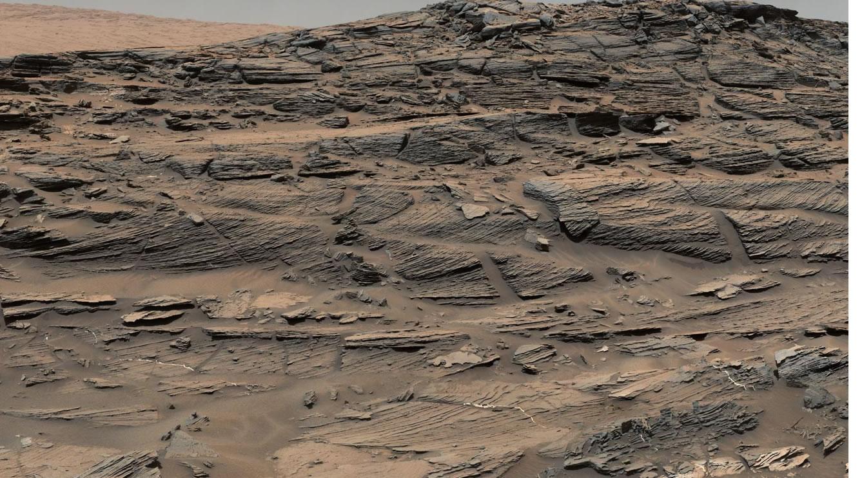 Rocks On Mars Basalt Shale Sandstone Conglomerate