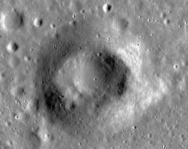 Cinder Cone on the Moon
