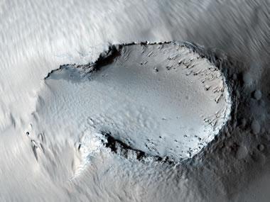 Cinder Cone on Mars