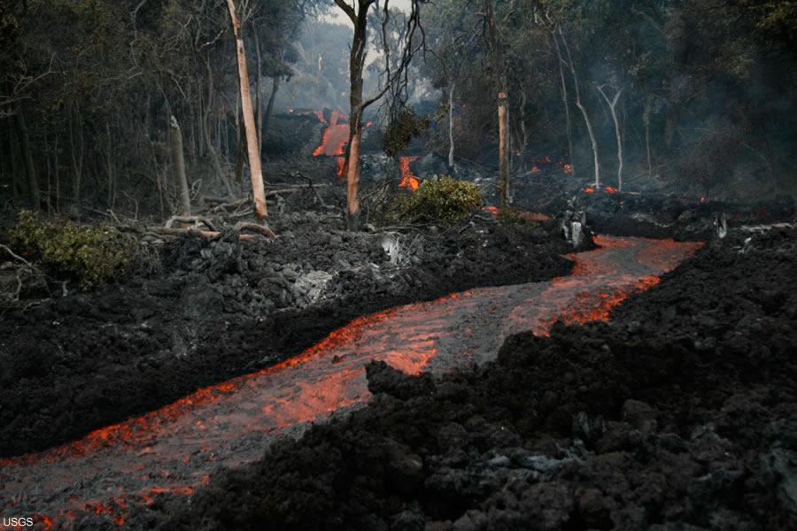 Volcanic Hazards | Lava Flows, Lahars, Gases, Pyroclastics