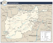Afghanistan Road Map