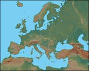 Europe Map and Satellite Image on massif central map, eastern european map, modern european map, european history map, european religious map, the european map, european geography map, european language map, iberian peninsula map, world map, european climate map, european cultural map, european countries, pyrenees map, european cities map, european weather map, european geopolitical map, ural mountains location on map, europe map, european satellite map,